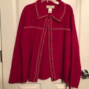 Susan Bristol wool jacket
